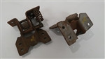 1968 - 1969 Door Hinges, Upper and Lower, RH, GM NOS Pair
