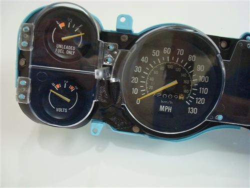 DAS-1007T-3 Tachometer Wiring on