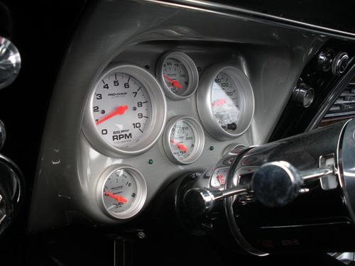 Auto Gauge Tach Wiring