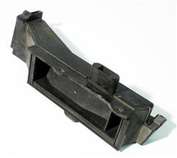 1970 - 1981 Duct, Heater Box Floor with A/C - 3967989