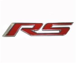 camaro emblem rally sport rs logo peel and stick. Black Bedroom Furniture Sets. Home Design Ideas