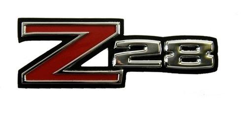 1970 1974 camaro fender emblem z28 logo peel and. Black Bedroom Furniture Sets. Home Design Ideas