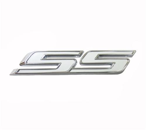 camaro custom emblem super sport ss peel and stick. Black Bedroom Furniture Sets. Home Design Ideas