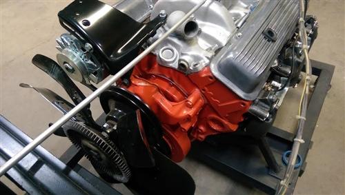 1969 Engine Small Block Z28 302 DZ GM Original