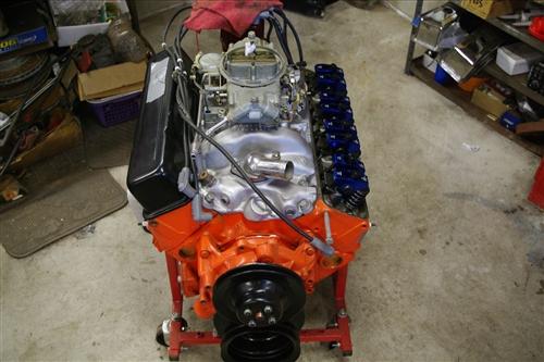 1969 Camaro Engine Complete Small Block 302 Dz Gm Original