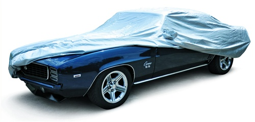 car cover 1967 1969 camaro embroidered logo intro guard. Black Bedroom Furniture Sets. Home Design Ideas