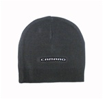 Hat, Toboggan / Beanie, CAMARO, Liquid Chrome Gray
