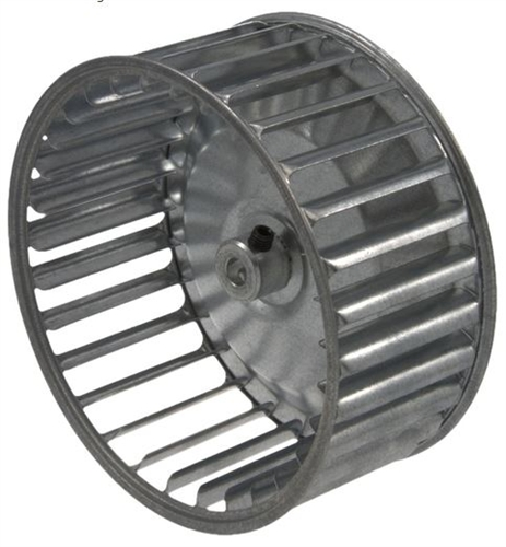 Squirrel Cage Fan Blades : New heater fan blower motor wheel squirrel