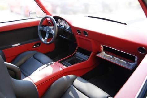 1967 - 1969 Camaro Interior Kit, Custom, Raw or Black ...