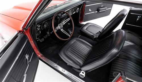 1968 Camaro Master Interior Kit Standard Interior Hardtop Stage 3