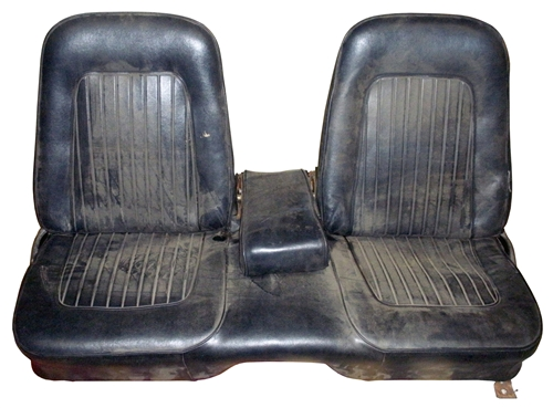 1967 1969 Camaro Front Bench Seat Assembly Gm Original Used