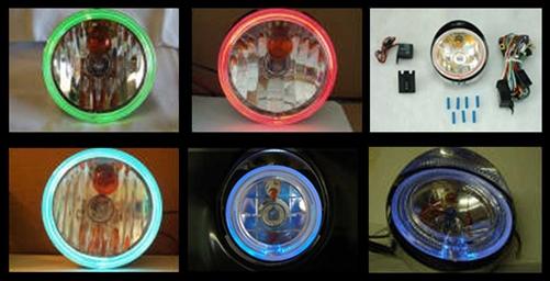 1969 Camaro Custom Park Turn Signal Driving Light Kit