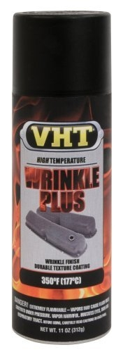 Camaro Spray Paint Vht Wrinkle Plus Wrinkle Finish Durable Texture Coating Sp201 Black Each