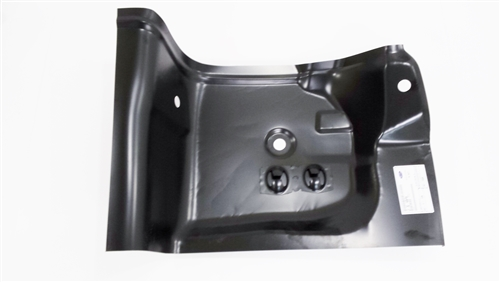 1970 1981 camaro floor panel under rear seat section lh for 1981 camaro floor pans