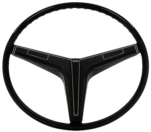 1968 Camaro Steering Wheel Assembly Deluxe Version Gm