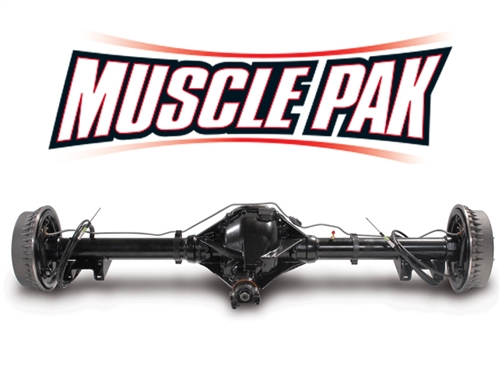 Body Central Sale >> 1967 - 1981 12-Bolt Rear End Axle Assembly, Moser Muscle Pak