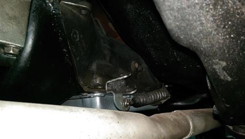 1969 1981 Camaro Automatic Transmission Swivel Amp Rod