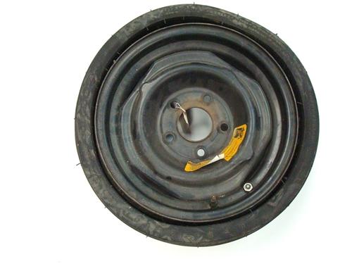 Camaro Space Saver Spare Wheel And Tire Original Gm