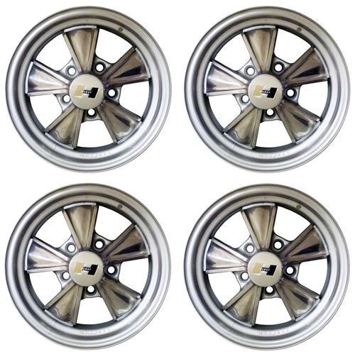 Hurst Wheels Complete Set