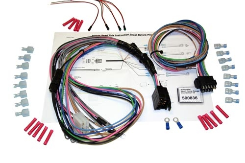 1967-1968 gauge cluster wiring kit mercruiser tilt trim gauge wiring diagram gauge wiring harness