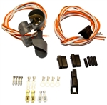 1967 - 2002 Universal Under Dash Courtesy Light and Door Jam Switch Harness Connection Kit