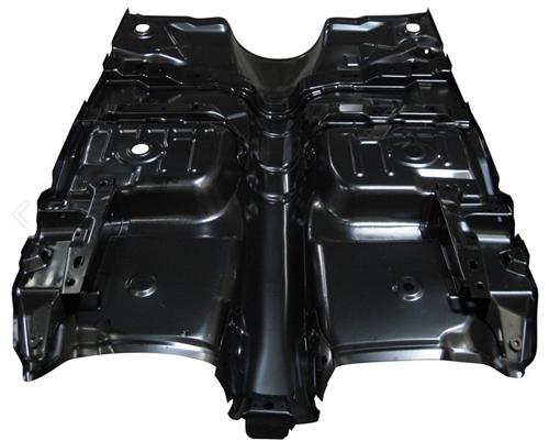 1975 1981 camaro one piece complete full floor pan with for 1981 camaro floor pans