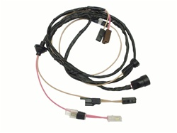 1969 Camaro Cowl Induction System Wiring Harness