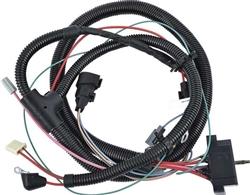 1980 camaro engine wiring harness for v8 small block models  camaro central